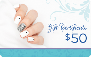 Cobble Nails $50 Gift Card