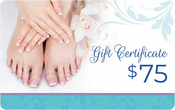 Cobble Nails $75 Gift Card